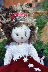 Michelle Rag Doll By LoveEllybelly
