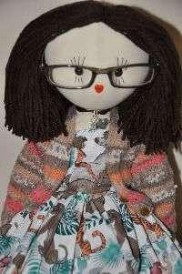 Shanti Rag Doll By LoveEllybelly