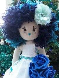 Alice Rag Doll By LoveEllybelly