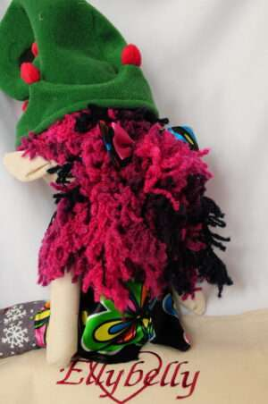 Anastacia Elf Rag Doll