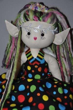 Asherah Rag doll by LoveEllybelly