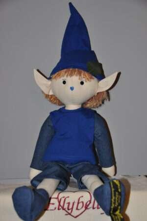 Ben Elf Rag Doll