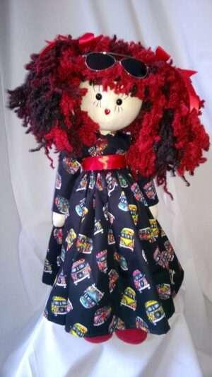 Bibi Bella Rag Doll