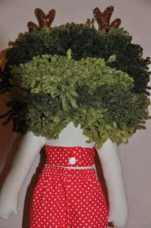 Binx Rag Doll by Love Ellybelly