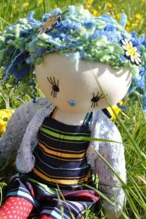 Ailsa Rag Doll By LoveEllybelly