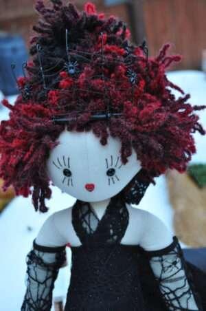Darcie Rag Doll by Love Ellybelly