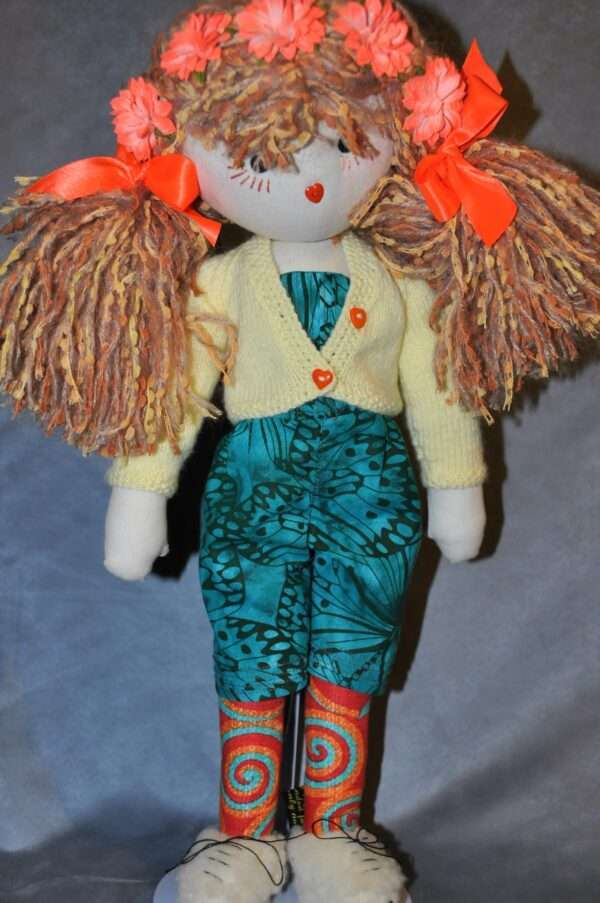 Dune Rag Doll by Love Ellybelly