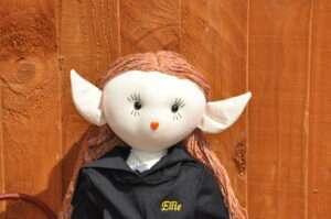 Ellie Sporty fairy