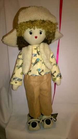Fenn Rag Doll by Love Ellybelly