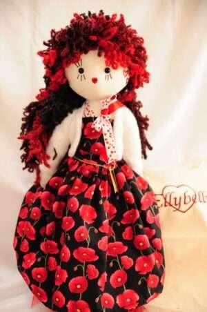 Flanders Rag Doll by Love Ellybelly