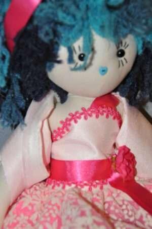 Idella Rag Doll by Love Ellybelly