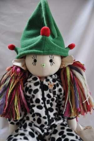 Indie Rag Doll by Love Ellybelly