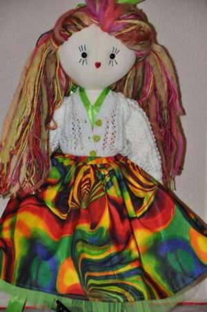 Jade Rag Doll by Love Ellybelly