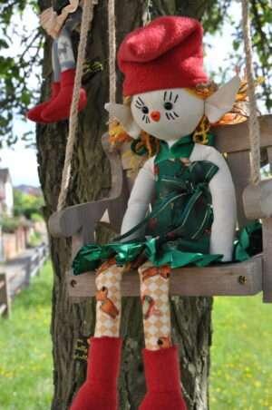 Jaida Christmas fairy