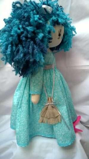 Julia Rag Doll by Love Ellybelly