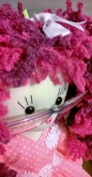 Kaelynn Rag Doll by Love Ellybelly