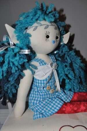 Kaia Rag Doll by Love Ellybelly