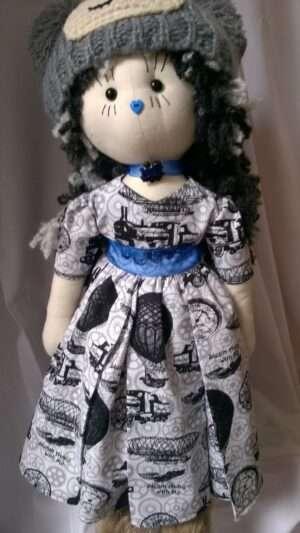 Kiera Rag Doll by Love Ellybelly