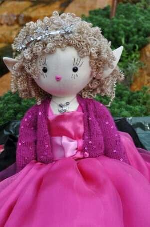 Lou Lou Rag Doll by Love Ellybelly