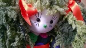 Luella Dee Rag Doll by Love Ellybelly