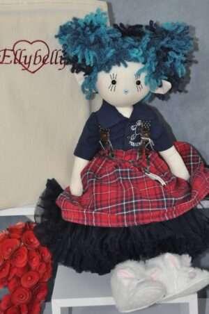 Maria Rag Doll by Love Ellybelly