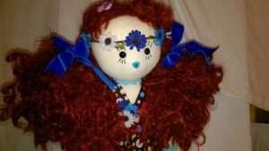 Mariana Rag Doll by Love Ellybelly