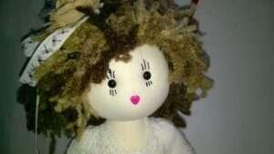 Millie Rag Doll by Love Ellybelly