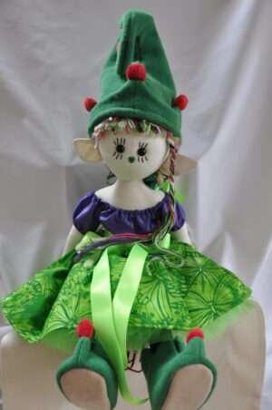 Missy Rag Doll by Love Ellybelly