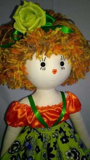 Molly Rag Doll by Love Ellybelly