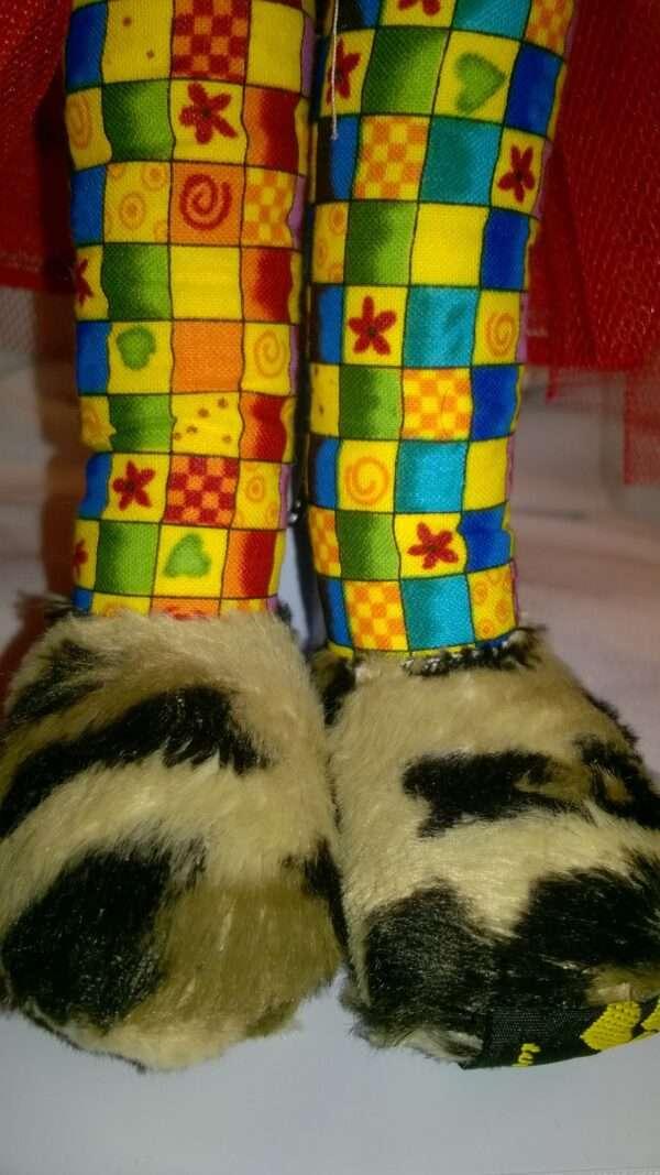 Noelle Christmas Rag Doll by Love Ellybelly