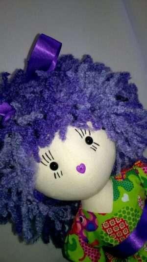 Poppy Rag Doll by Love Ellybelly