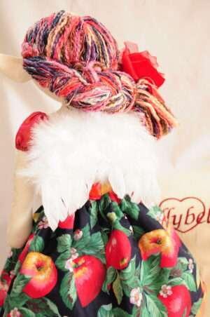 Rosie Fairy Rag Doll by Love Ellybelly